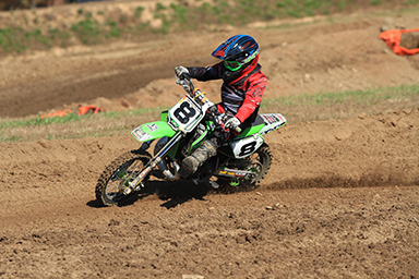 Young motocross racer up for titles | motocross