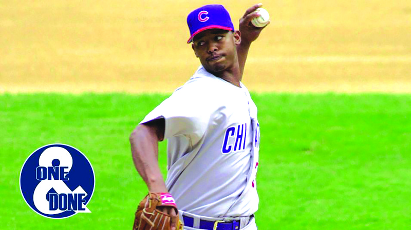 Ex-Cubs pitcher Danny Young could have been 'the black Randy Johnson'