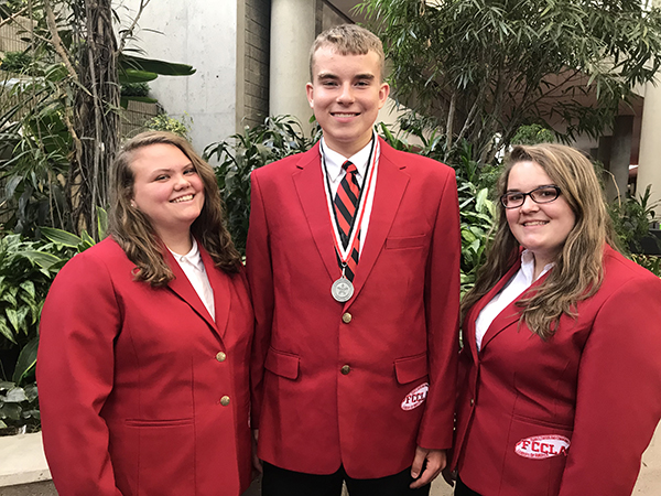 CCHS FCCLA attends National Leadership Conference