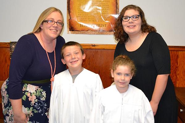 ABC Baptism