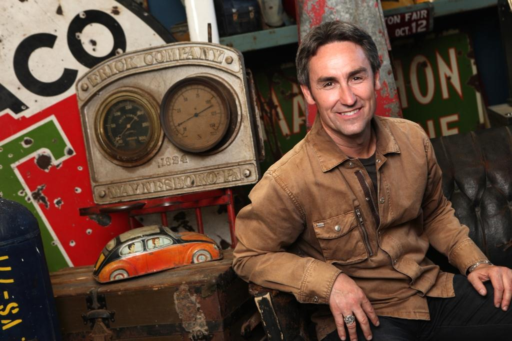 'American Picker' headlines upcoming Country Living Fair