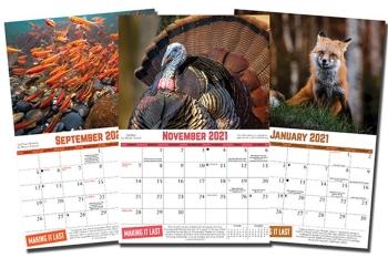 2017-18 Tennessee Wildlife Calendar Photo Contest Underway