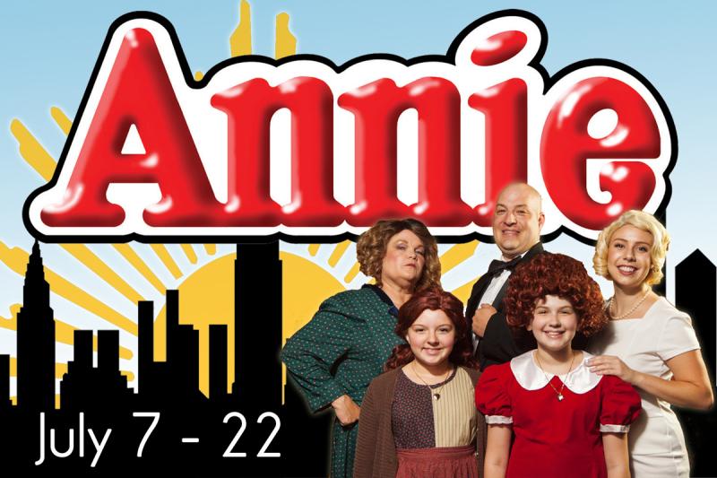 Art Center presents Annie