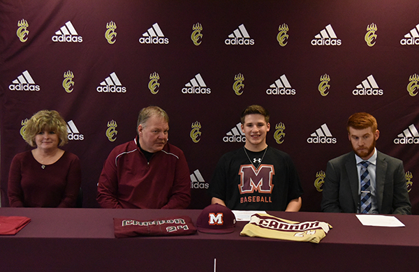 Elkins signs to play at Maryville College