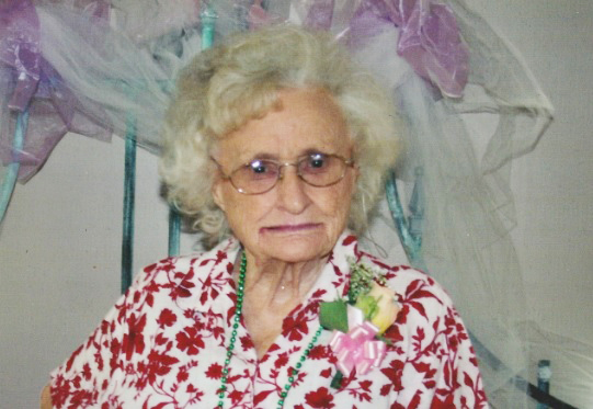 Betty Lee Hargrove