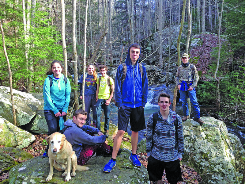 The Great Outdoors ... Cannon County Style | CCHS, Outdoor Club