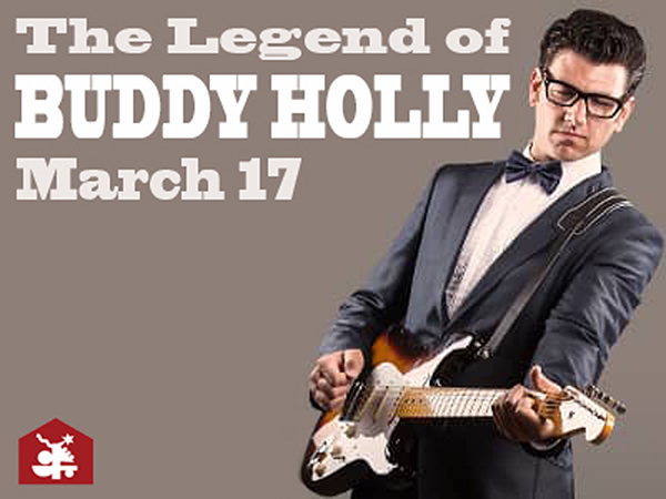 A Tribute to Buddy Holly at Arts Center