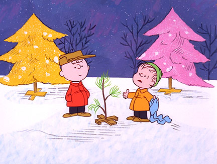 Getting to the miracle of  'A Charlie Brown Christmas'