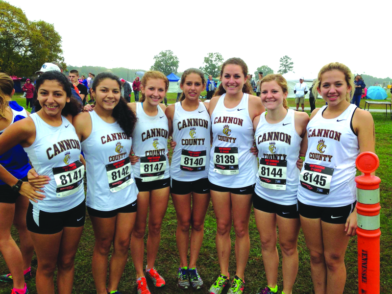 X-country roars back | Girls cross country