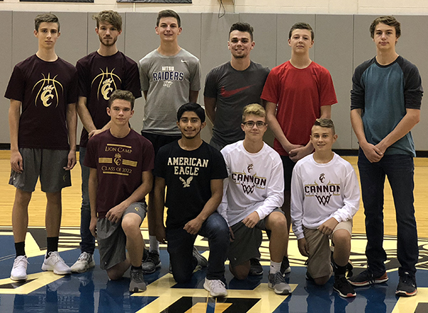 Basketball Lions visit MTSU