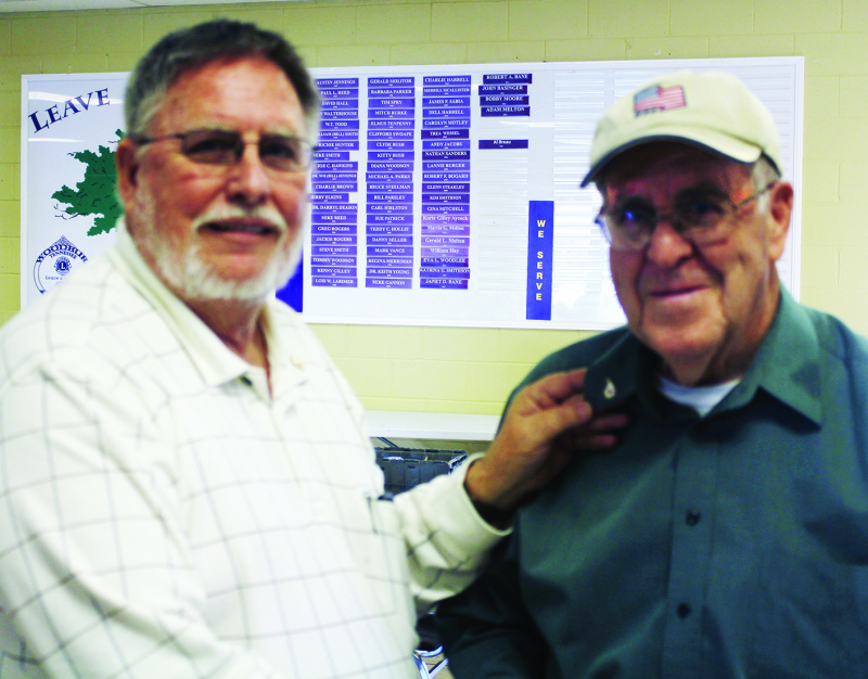 Howard Witty donates 25 gallons of blood | Bloodmobile