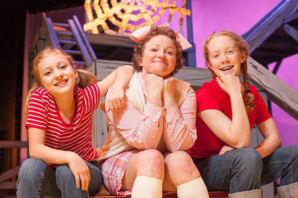 Charlotte's Web to be presented at Arts Center May 5, 12