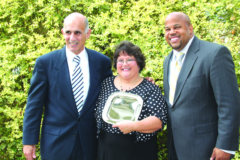 Lisa Baird honored by Legal Aid