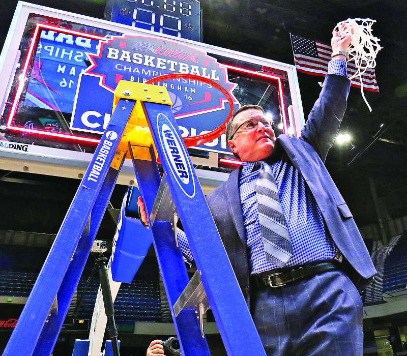 Coach Insell honored