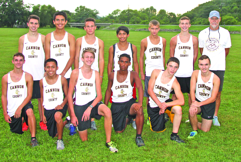 Cross Country teams look strong