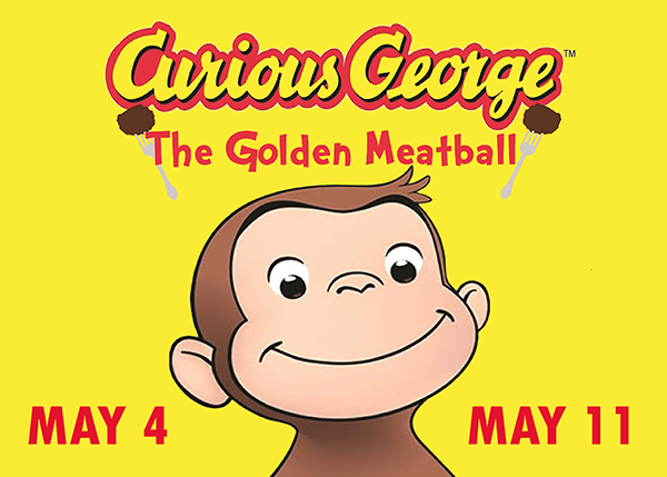 ACCC presents Curious George: The Golden Meatball