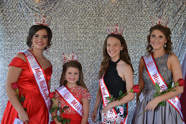 2018 Red Apple Days Beauty Queens