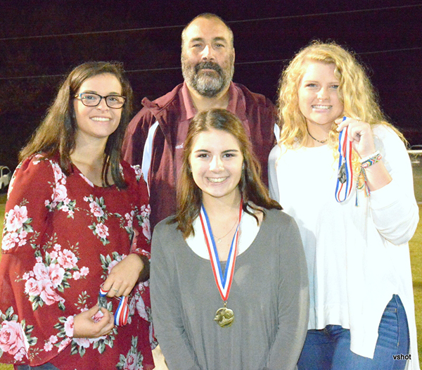 CCHS soccer players receive District 7 accolades