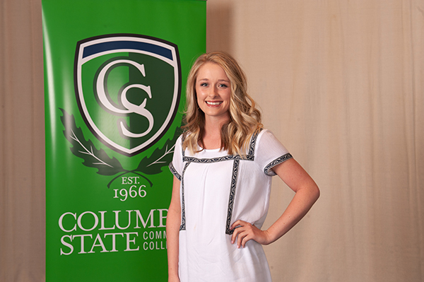 Columbia State honors Erin McReynolds