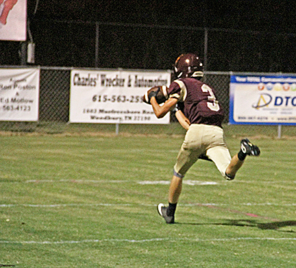 Lions say aloha to the Bulldogs with 34-14 win | football 2016, Red Bowling Springs defeated