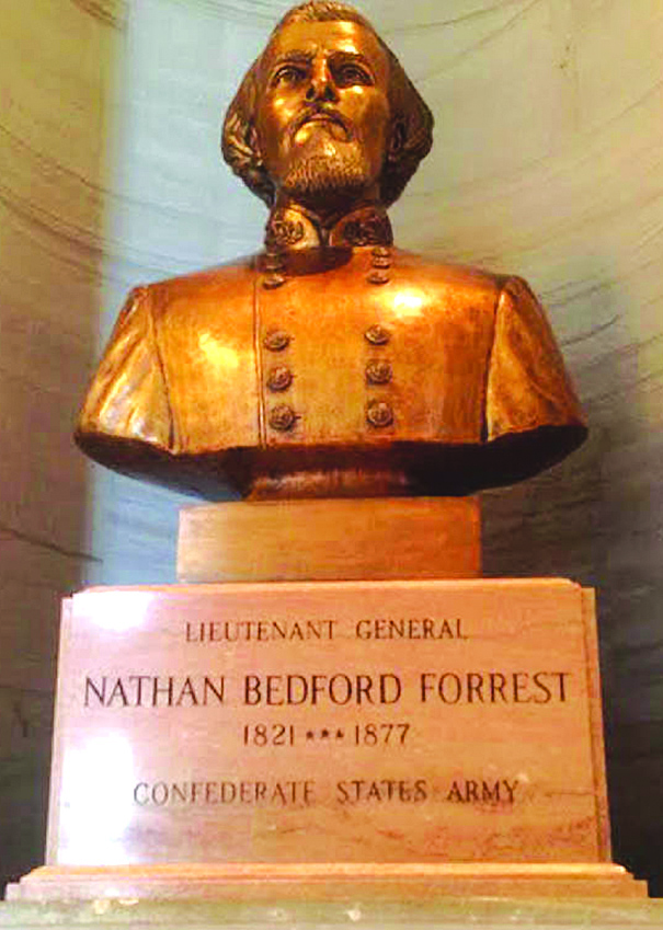Can Forrest's legacy be seen for trees? | Nathan Bedford Forrest, Dan Whittle