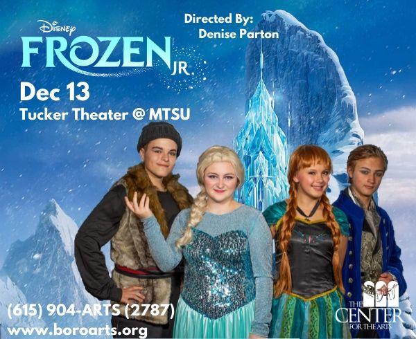 Murfreesboro Site For Frozen Jr.