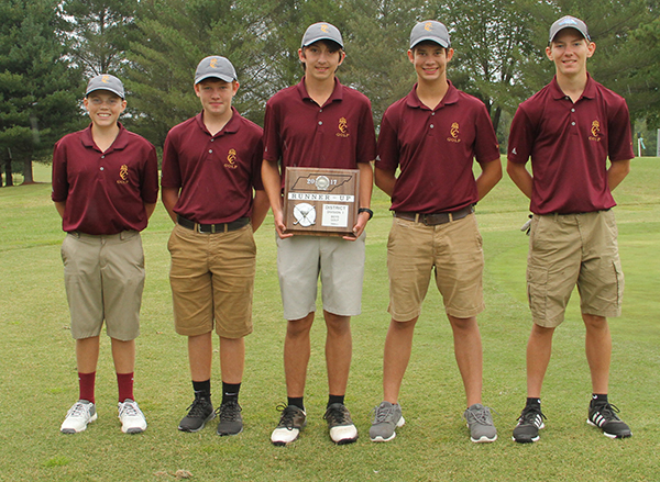Lion golfers advance to Region tournament
