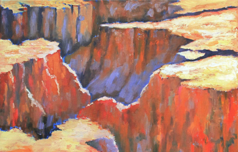 A season in the Southwest exhibit | The Arts Center