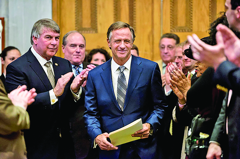 Haslam: Community college  tuition free for Tennesseans