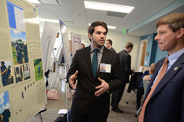 MTSU researchers show work at state Capitol