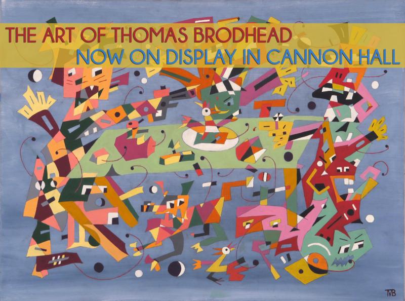 Art of Thomas Brodhead