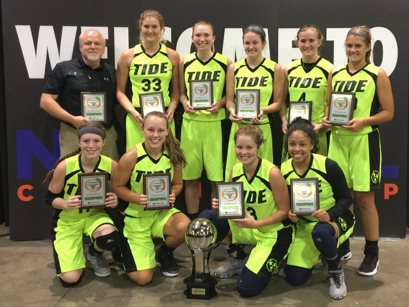 Scott helps win Nike National Champions