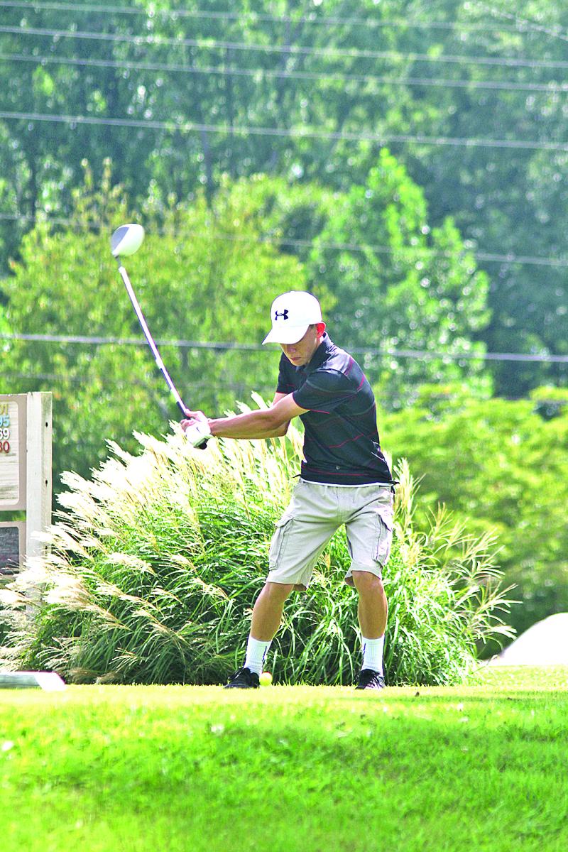 Vs. Macon County | Golf