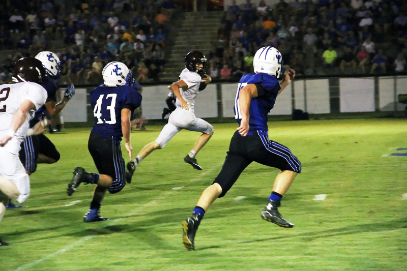 Lions tamed by Jackson County | Cannon Vs Jackson County football