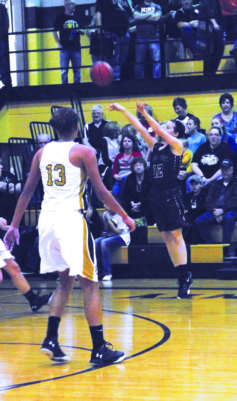 Mixed results for Lionettes | 2015 basketball