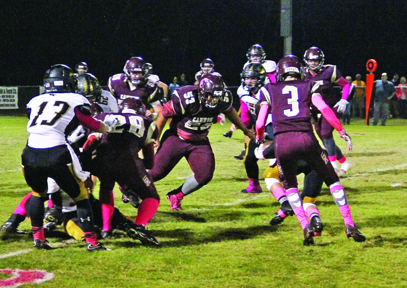 Hunter: CCHS football season ends