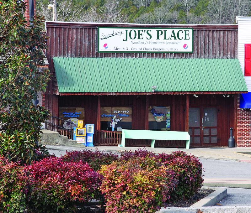 Joe's Place fed thousands
