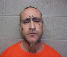 Jail inmate becomes 'unhinged'