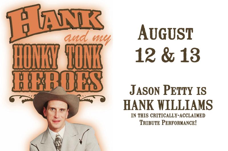 'Hank & My Honky Tonk Heroes' returns this weekend