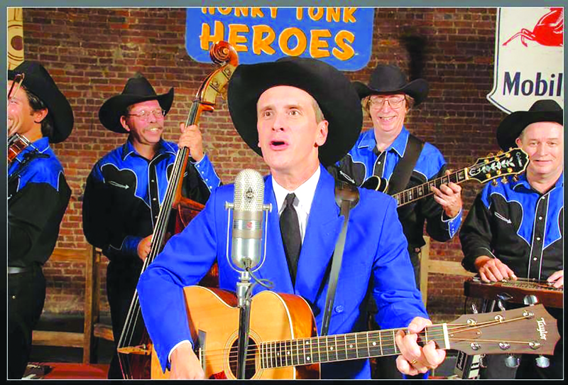 Kaw-Liga: Hank's coming to Woodbury | Arts Center, Hank Williams