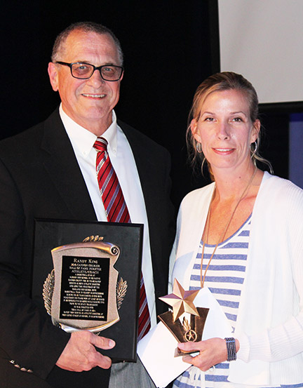 Randy King: Sports Hall of Fame | Randy King, Sports Hall of Fame