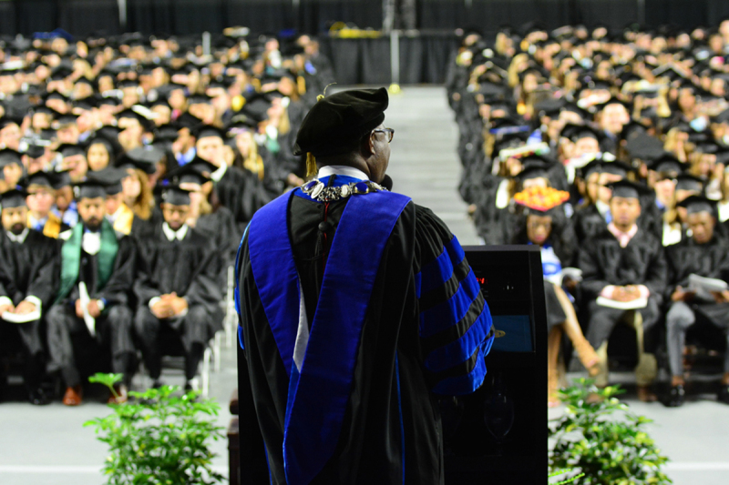 Nearly 800 MTSU grads ready to accept degrees