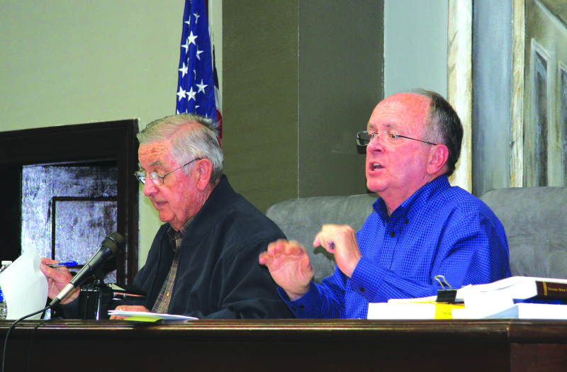 Commission OKs ethics panel | ethics policy, county commission