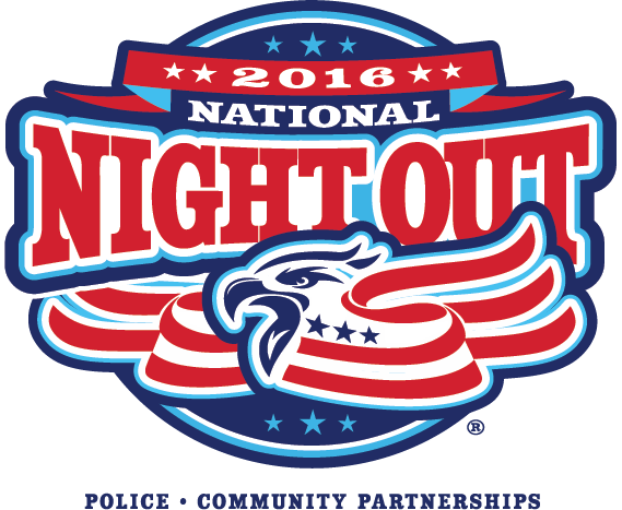 National Night Out Tuesday, August 2