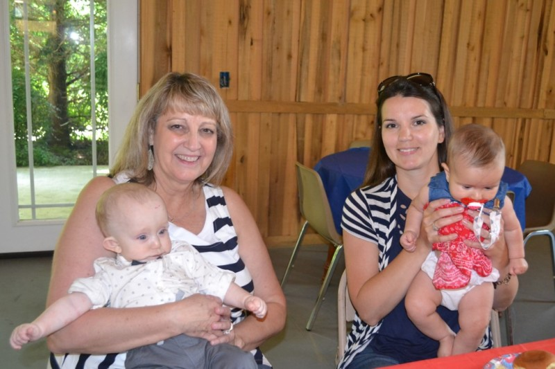 Nichols Family Reunion held