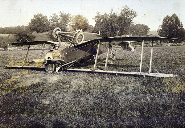 100 YEARS AGO THIS WEEK: FIRST PLANE TO LAND IN CANNON COUNTY?
