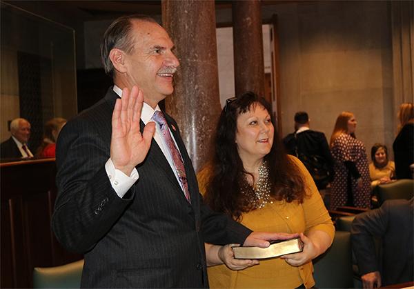 Sen. Pody sets priorities for 2019 legislative session