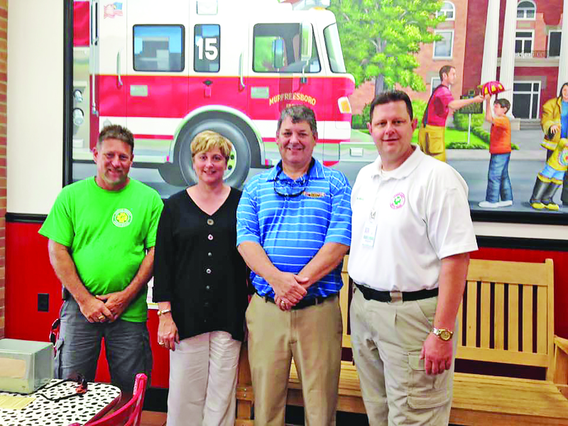 Rescue Squad receives extrication gear | Rescue Squad