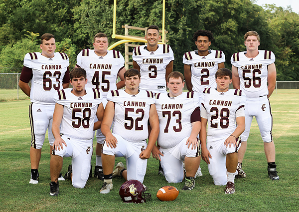 Seven seniors lead the 2019 Lions into battle Friday