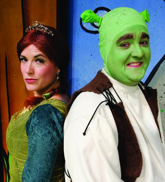 Shrek to open at Arts Center